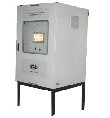Online Continuous Stack Gas Monitoring System 01