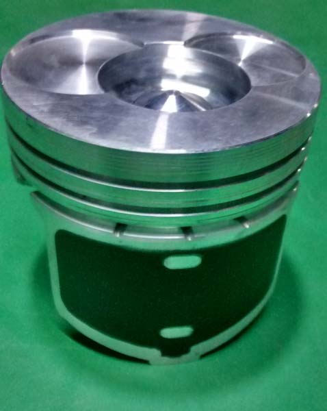 Skirt Coated Piston
