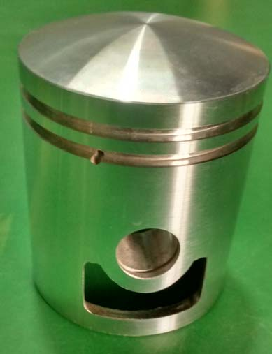Two Stroke Engine Piston