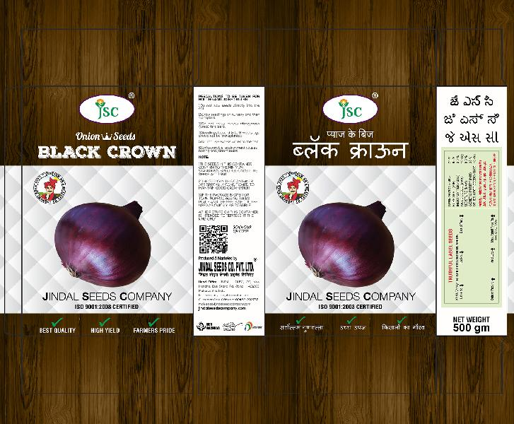 Black Crown Onion Seeds