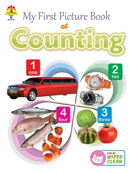 Counting 1 to 100 Picture Books