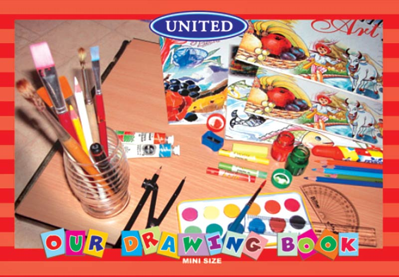 Small Size Drawing Books