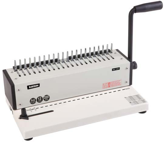 Comb Binder (SD-1201)