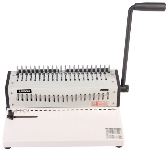 Comb Binder (SD-1501A21)