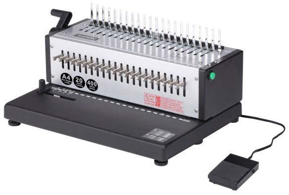 Comb Binder (EB-20)
