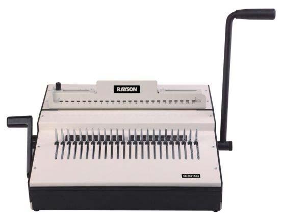 Comb Binder (SD-2021B24)