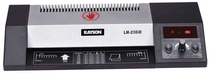 Laminator (LM-230iD)
