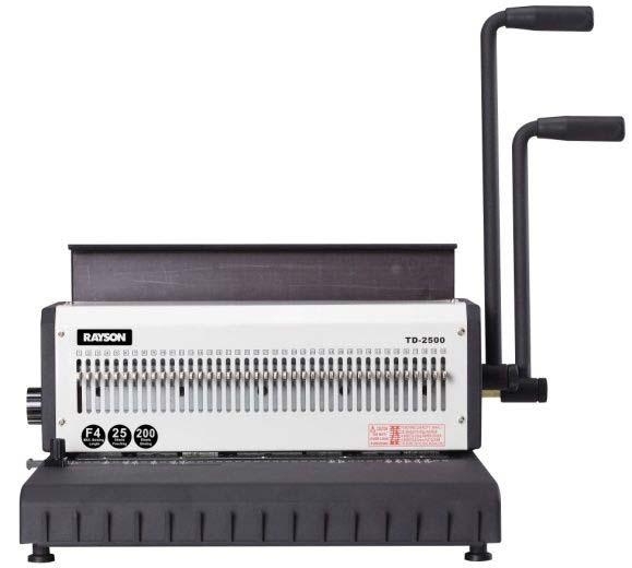 Wire Binder (TD-2500)