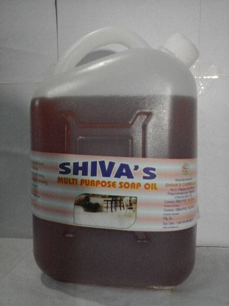 Multi Purpose  Soap Oil 5 Litre Can