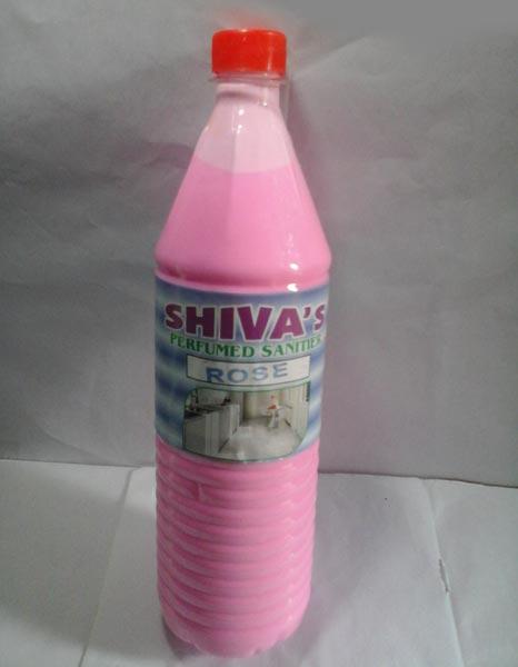 Rose Perfumed Sanitize