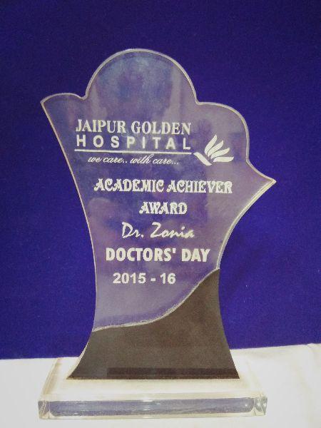 Acrylic Award 02