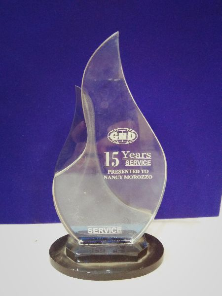 Acrylic Award 06