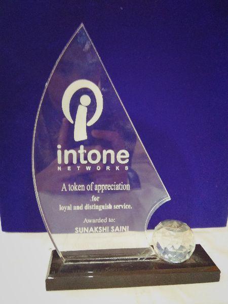 Acrylic Award 07