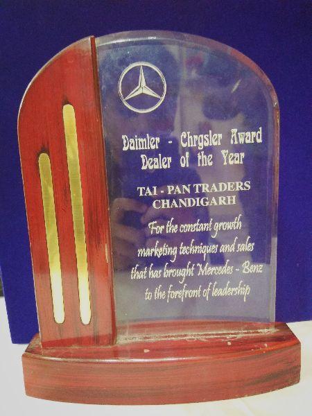 Acrylic Award 08