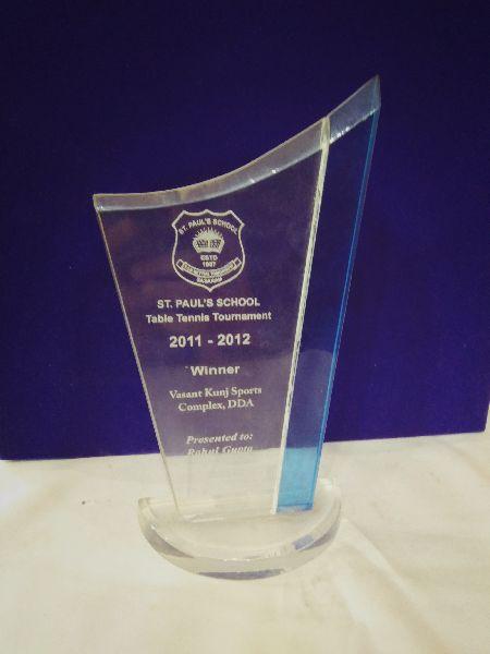 Premium Acrylic Award 05