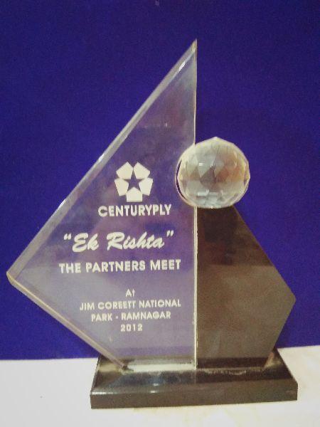 Premium Acrylic Award 06