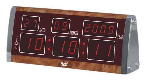 Ajanta Digital Wall ClocksAjanta Led Digital Wall Clock Supplier