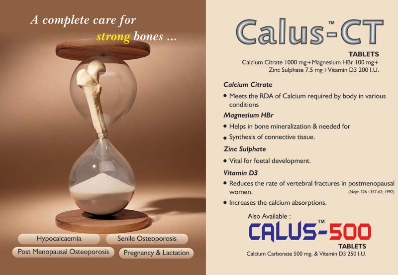 Calus-CT Tablets