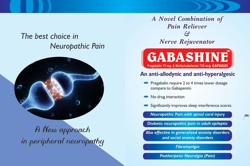 Gabashine Capsules