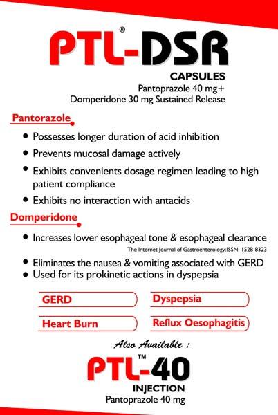 PTL - DSR Capsules