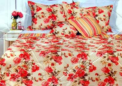 Cotton Bedspread 01