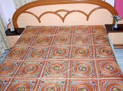 Rajasthani Bedspreads 04