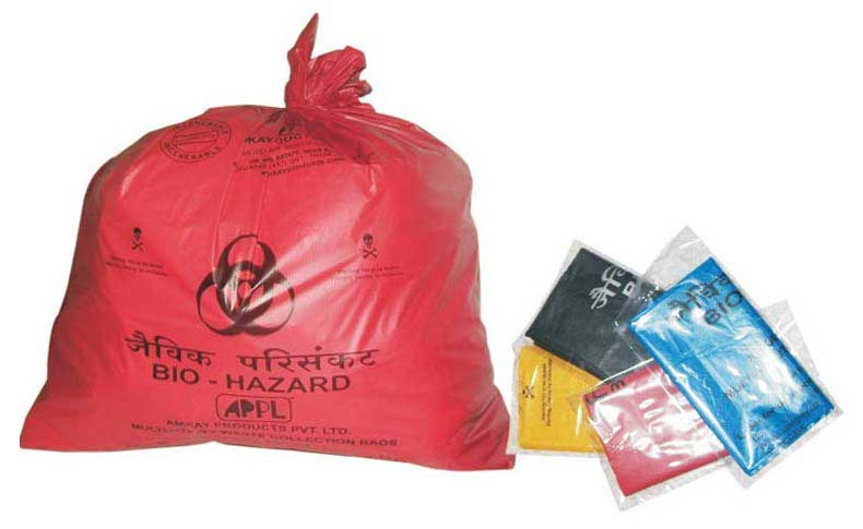 Biodegradable Waste Collection Bags