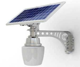 All In One Solar Garden Light
