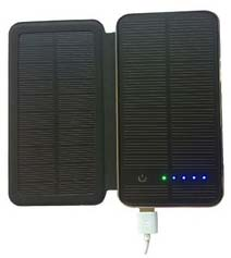 Solar Mobile Phone Charger 01