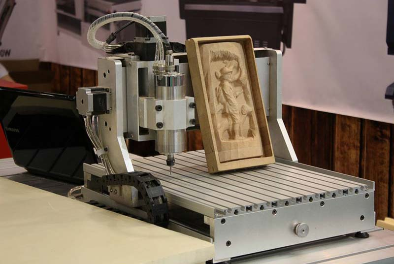 3D Carving Machine