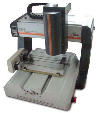 Rotary Carving Machine