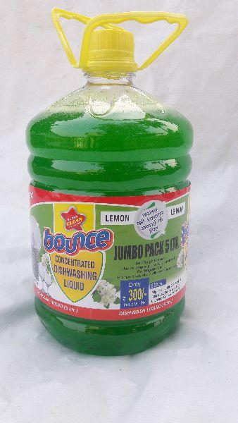 Green Dishwashing Liquid 01