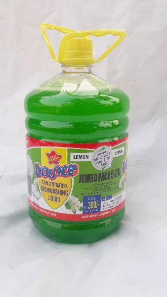 Green Dishwashing Liquid 02