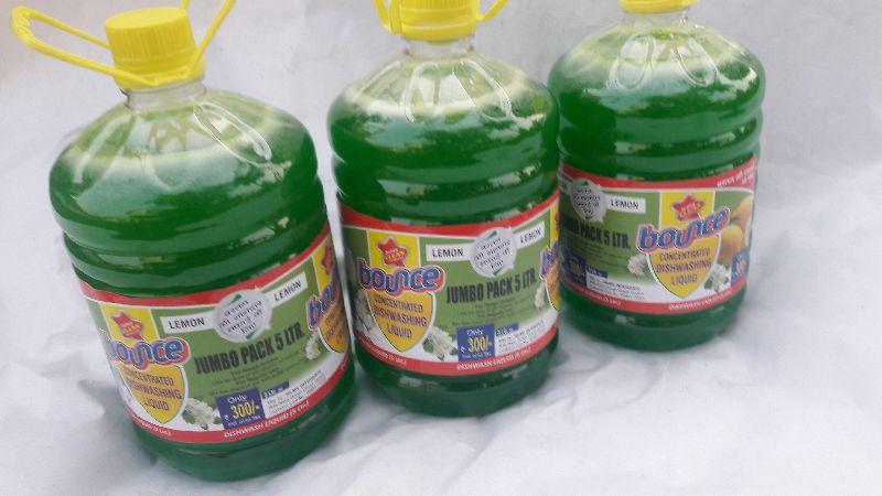 Green Dishwashing Liquid 03