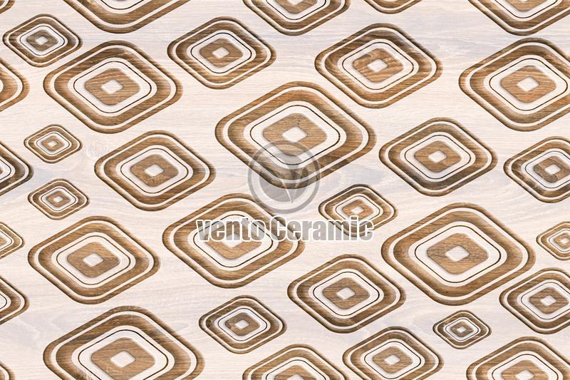 300X450 Wooden Series Wall Tiles