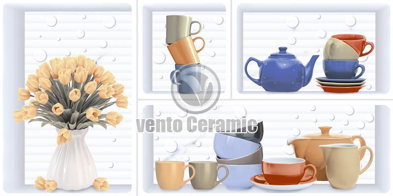 300X600 Kitchen Series Wall Tiles