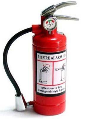 Fire Extinguisher Gas Mixture