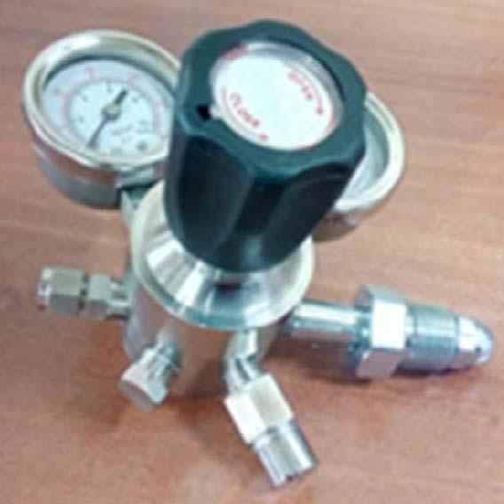 Gas Pressure Regulator 01