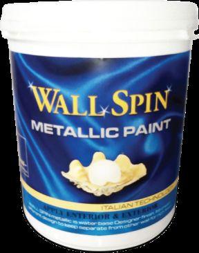Larson Metallic Paint