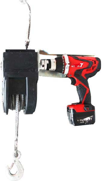 Cordless Winch T15