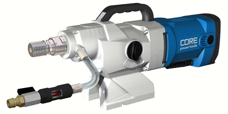 Diamond Core Drill Motor (BCX25)