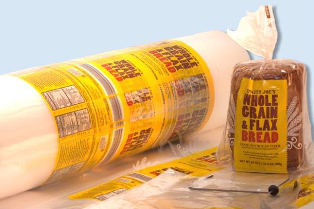 Bread Packing Poly Bags