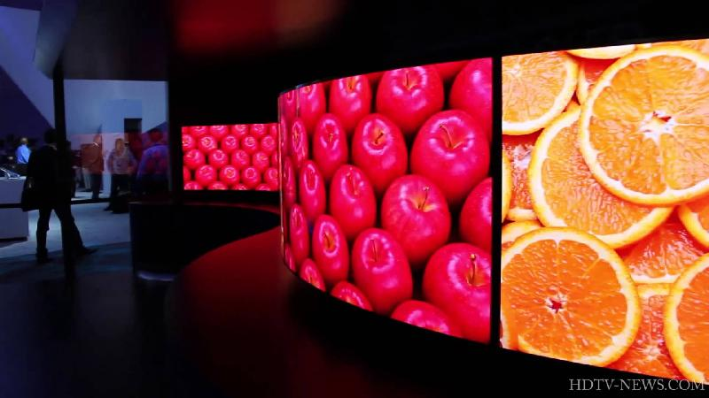 Curved LED Video Wall Screens 04