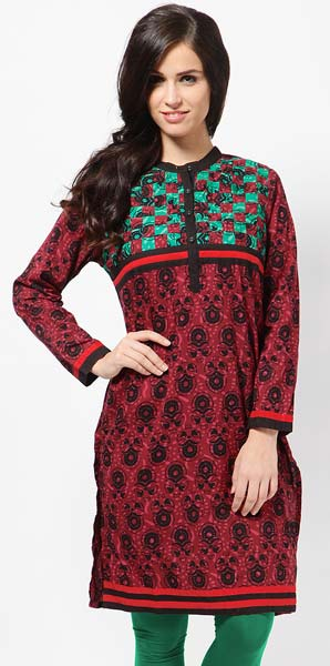 Ladies Full Sleeve Kurtis