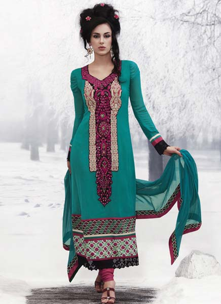 Ladies Pakistani Suits