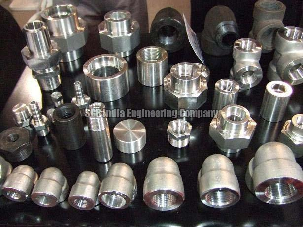 High Pressure Forged Fittings