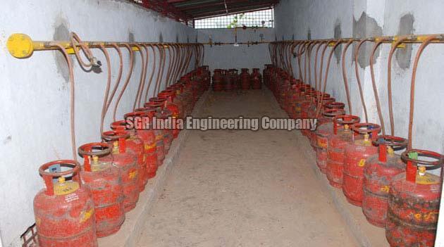 LPG Gas Pipeline