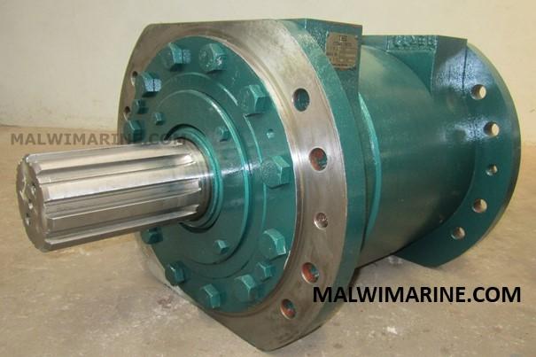 Hydraulic Motor 04