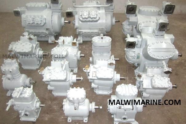 Refrigeration Compressor 03