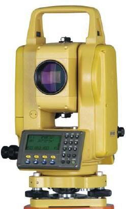 200 Meter Reflectorless Total Station